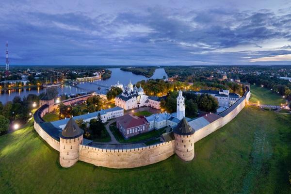 Выставка фотографий «Сокровищница земли Новгородской»