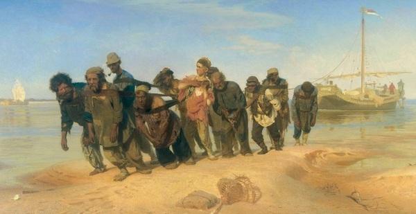 Индивидуальная экскурсия на выставку Илья Репин в Третьяковской галерее от компании «Городской Вояж»