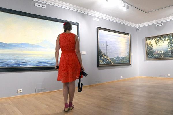 Акция «Ночь в музее» в галерее на Солянке