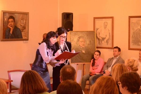 Акция «Ночь в музее» в Доме Гоголя