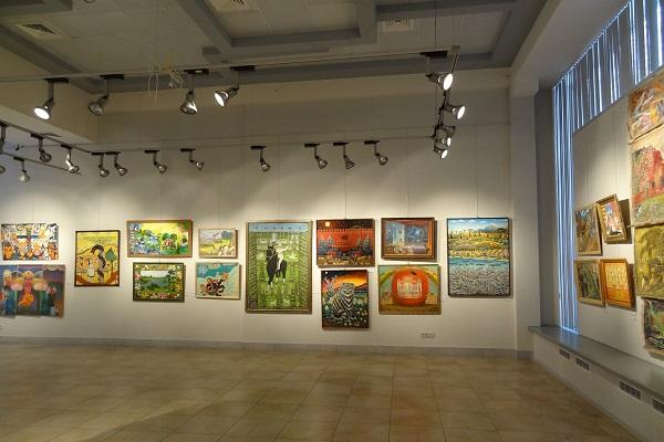 «Ночь в музее» и «День культурного и исторического наследия» в галерее «Беляево»