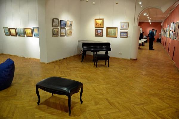 «Ночь в музее» и «День культурного и исторического наследия» в галерее «Нагорная»