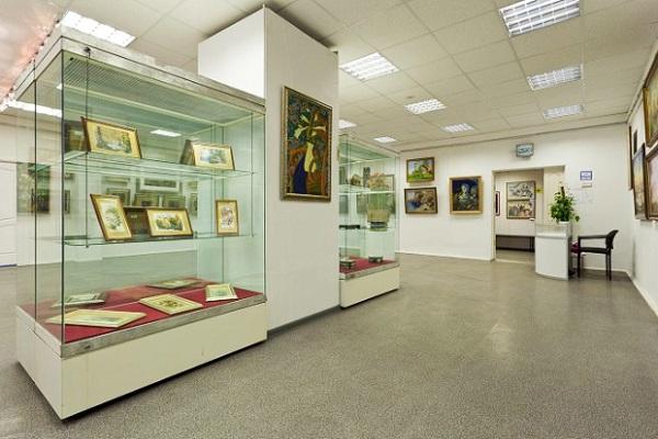 «Ночь в музее» и «День исторического и культурного наследия» в галерее «Загорье»