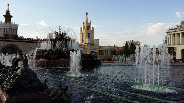 Индивидуальная обзорная экскурсия в Москве от компании «Городской Вояж»