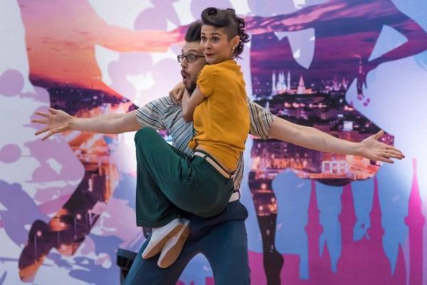 Открытые уроки танцев под джазовую музыку в ЦПКиО имени Горького