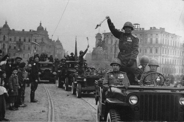 Выставка «1944. Год решающих побед»