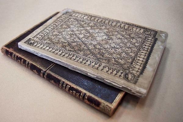 Выставка книг «Библия Гутенберга: начало нового времени»