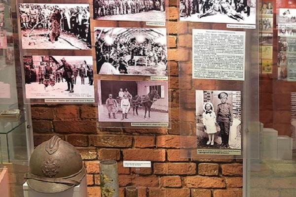 Выставка «Русские войска во Франции и на Балканах (1916-1918 гг.) в истории и памяти России и Европы»