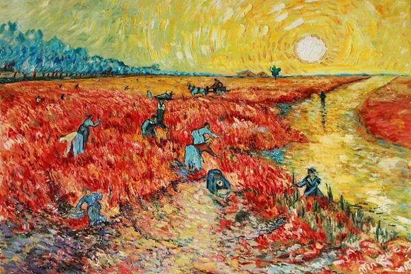 Выставка «Безумный гений Ван Гога»
