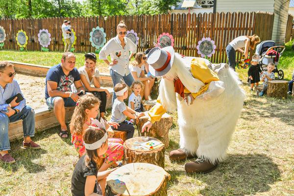 Фестиваль «Зайцы на Ферме»