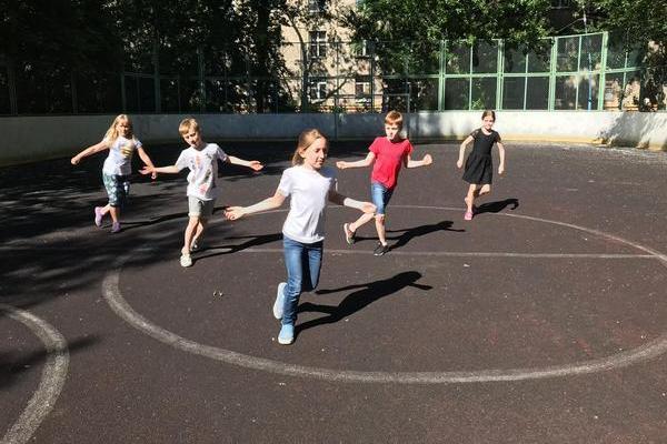 Летние городские смены для детей 8-14 лет