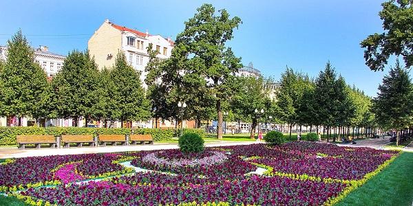 В рамках фестиваля «Цветочный джем» пройдут бесплатные экскурсии по паркам и усадьбам Москвы