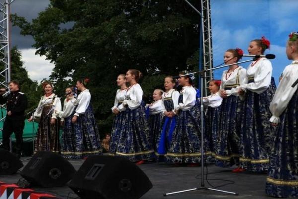 День города в парке Коломенское