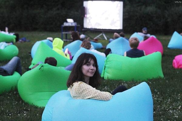 В Московских парках пройдут бесплатные кинопоказы