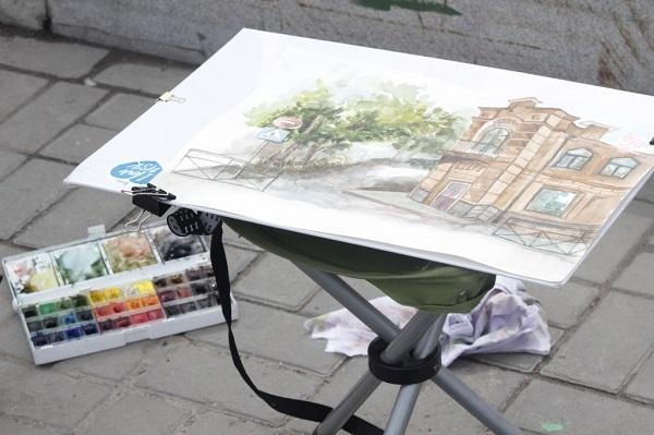Уроки живописи пройдут под открытым небом — художественная акция «Московский пленэр» в Москве
