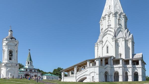 Выставка «Памятники Всемирного наследия ЮНЕСКО на территории Москвы»