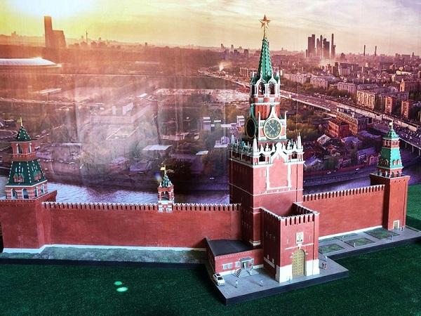 Выставка «Россия в миниатюре»