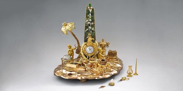 Уникальная выставка «Хранители времени. Реставрация в музеях Московского Кремля»