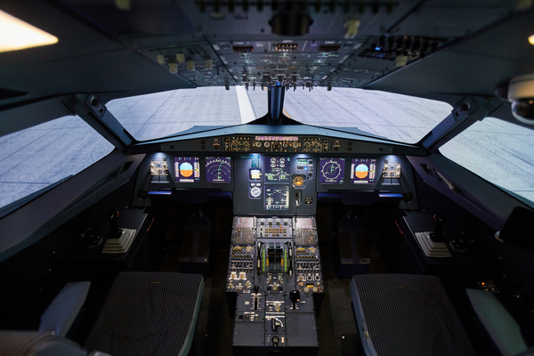 Авиатренажёр Dream Aero