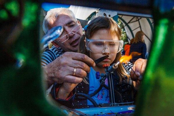 Фестиваль стекла Moscow Glass Fest на ВДНХ