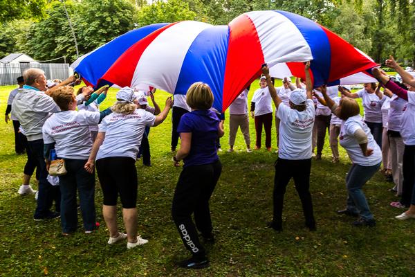 56-й турнир ММА «TIME TO FIGHT» и открытые уроки по акробатике в Лианозовском парке