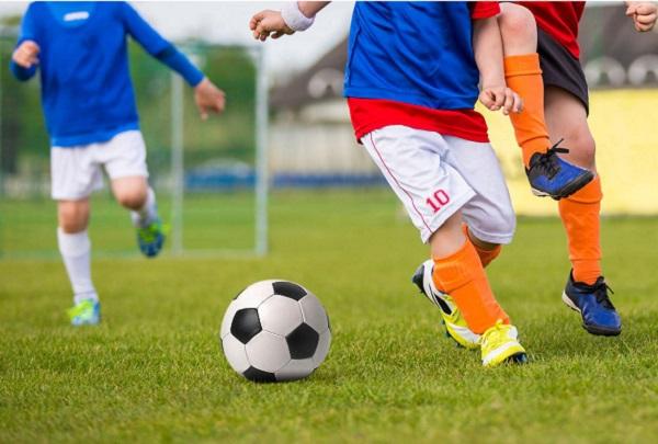 Семейный фестиваль «Мир футбола»