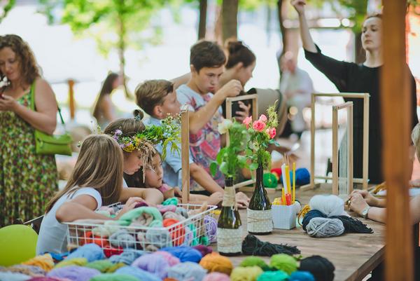 Первый в Москве Фестиваль осознанного выбора #SoznanieFest