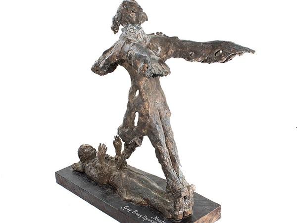 Выставка движущихся скульптур «MONSTERIO»