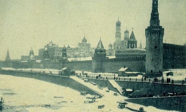 Фотовыставка «Стародавняя Москва»