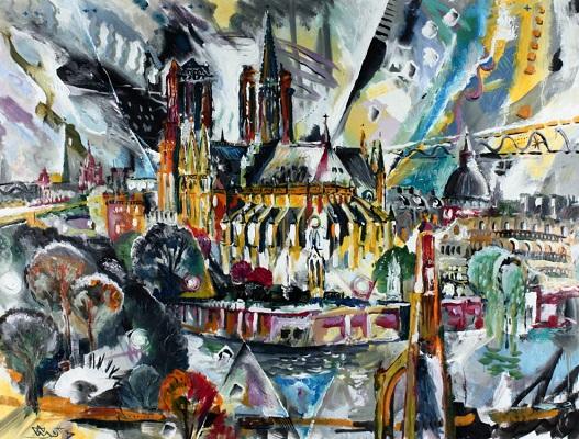 Выставка «Muntz Art» в Антикварном центре на Садовом