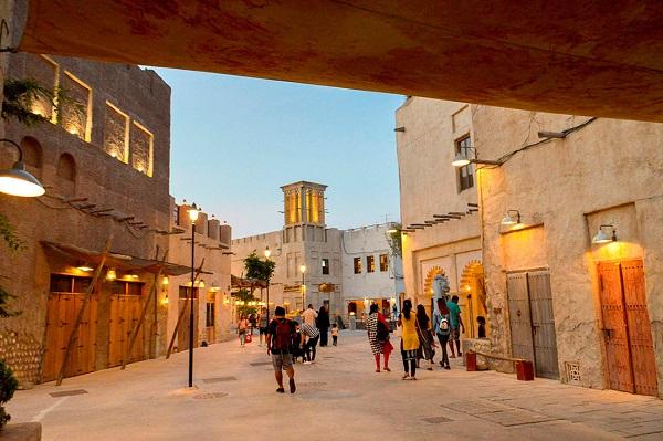 Фотовыставка «Дубай. Мечта увидеть» в саду «Эрмитаж»