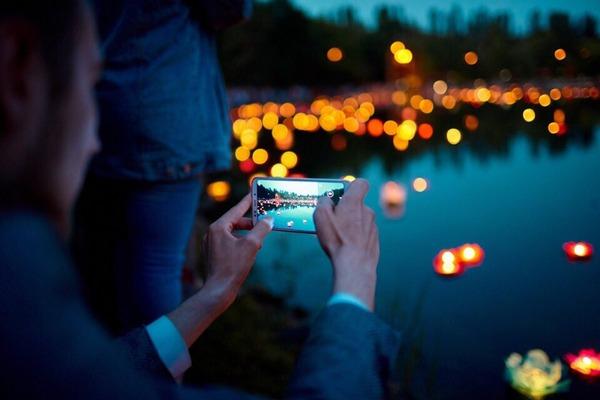 Фестиваль водных фонариков пройдет с 13 по 15 сентября на Нижнем Красногвардейском пруду