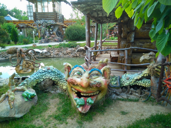 Экологический парк «Пространство детской мечты»