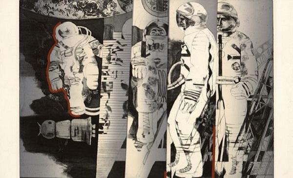 Выставка графики «В поисках будущего»
