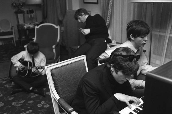 Фотовыставка «Гарри Бенсон. The Beatles и не только»
