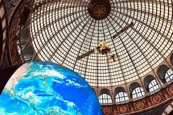 Выставка часов «Время и космос»