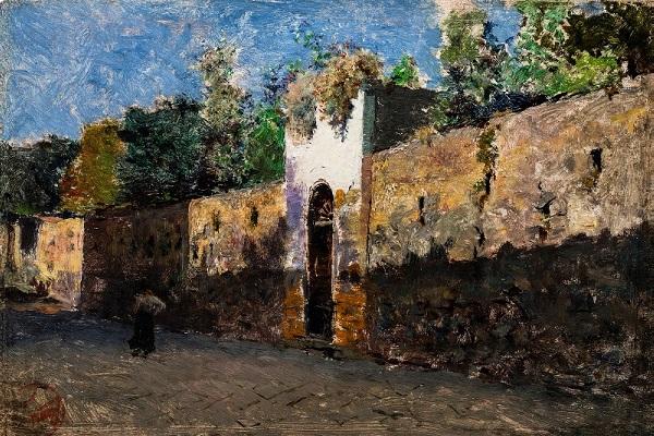 Выставка «Импрессионизм и испанское искусство»