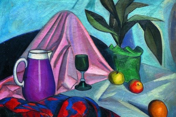 Выставка картин «Цвет. 90 шедевров из музеев Подмосковья»