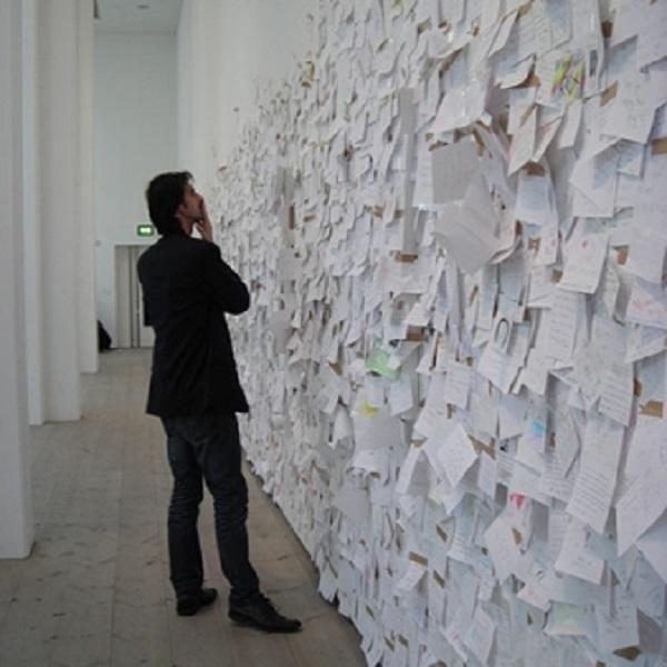 Выставка «Йоко Оно. The sky is always clear»