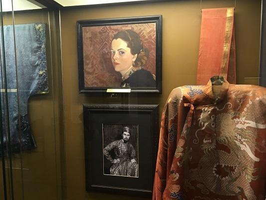 Экспозиция «Мемориальный кабинет Н. К. Рериха» в Государственном музее Востока