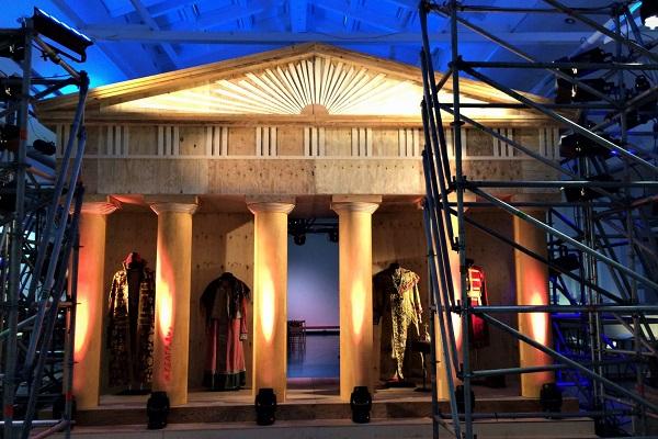 Выставка «Театр.Rus» в Новом Манеже