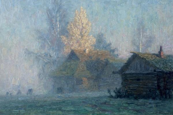 Юбилейная выставка картин Н.П. Федосова