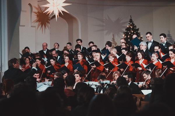 X Международный фестиваль «Дорога в Рождество» в Кафедральном соборе святых Петра и Павла