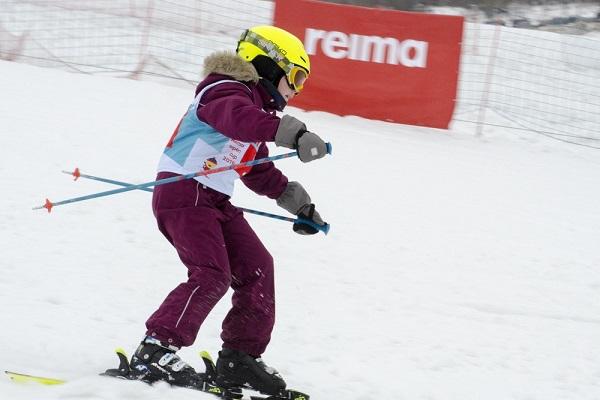 Ежегодный детский турнир Reima Open Cup по горнолыжному спорту