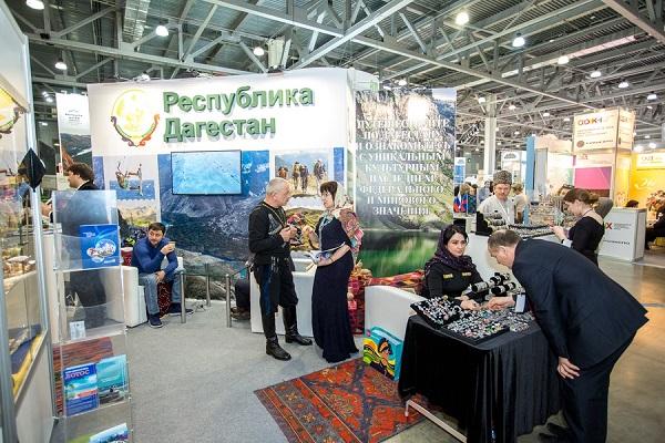 ХV международная туристическая выставка «Интурмаркет-2020» в ЦВК «Экспоцентр»