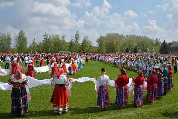 Фольклорный фестиваль «Коломенский хоровод»