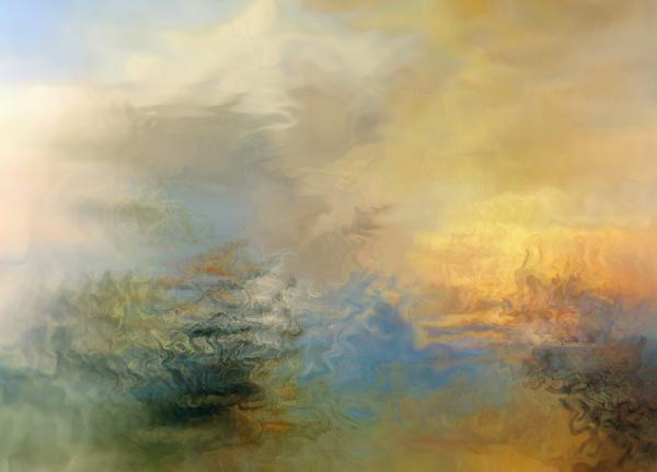 Выставка «Иван Шалмин Цифровая живопись или Сезонные колебания архитектора»