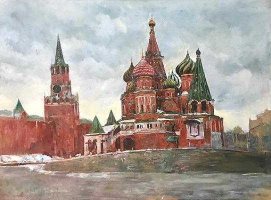 Выставка картин М.М. Сомова «Незнакомый знакомый…»