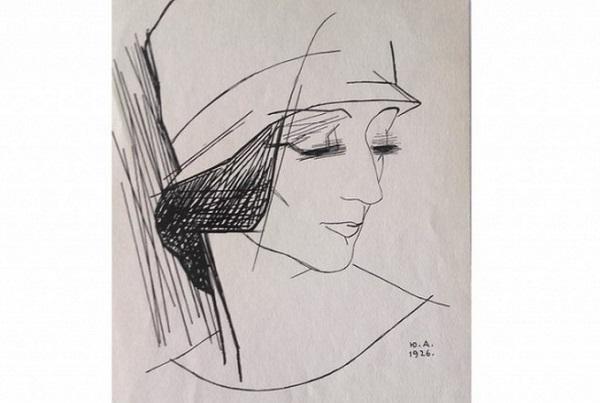 Выставка картин «Юрий Анненков. Революция за дверью»