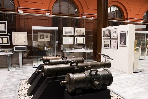 Выставка «Калужский край в Отечественной войне 1812 года»